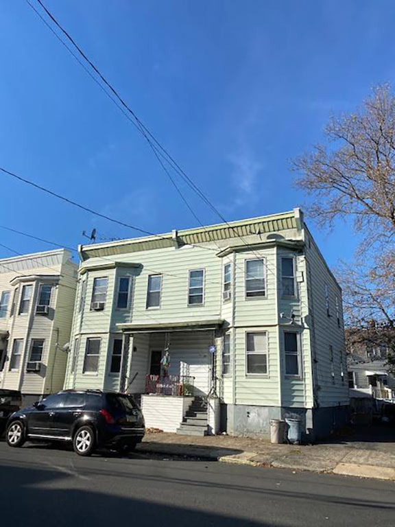 Elizabeth NJ 2 Family Duplex for sale